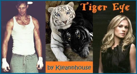 Tiger Eye Banner