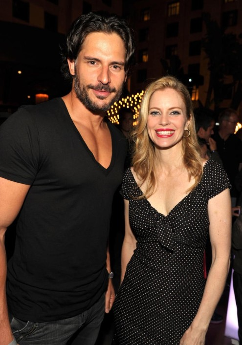 Alcide and Pam