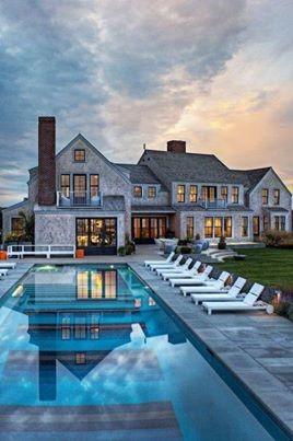 outside shot: pool area