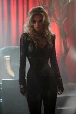 Pam played by  Kristin Bauer Van Straten