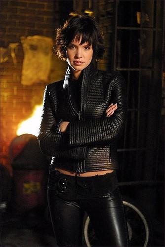 Thalia played by Ashley Scott