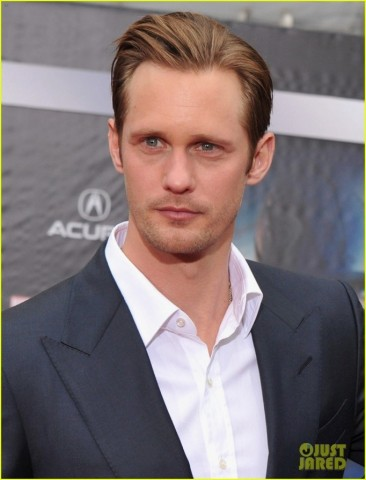 and of course Alexander playing Eric Northman