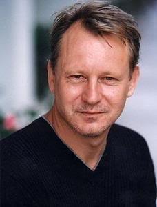 Stellan Skarsgärd playing Dad (Peder Northman)