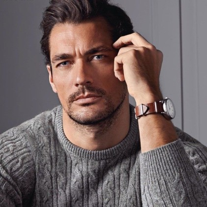 Ambrose or Father played by David Gandy