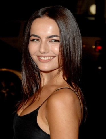 Belle played by Camilla Belle