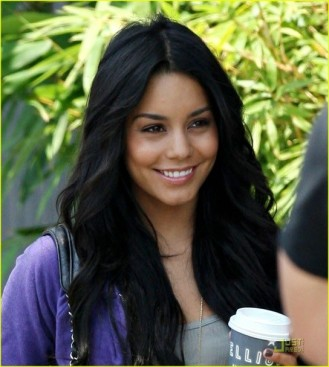 Naomi played by Vanessa Hudgens