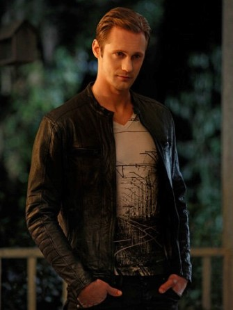 Alexander Skarsgård playing Eric Northman