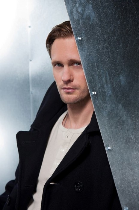 Eric Northman played by Alexander Skarsgärd