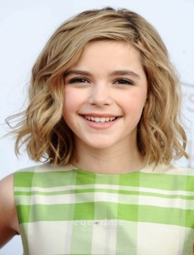 Addy played by Kiernan Shipka