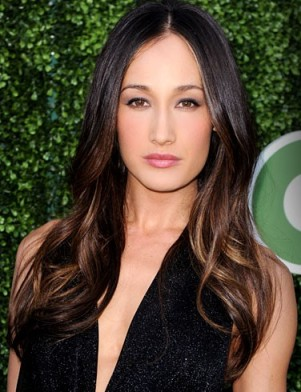 Thalia played by Maggie Q