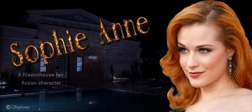 Sophie Anne BITN