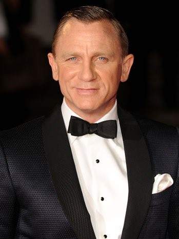 Daniel Craig as Mitchell/Fintan